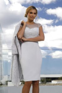 Linea Raffaelli Festtagskleider und Abendkleider bei der Brautgalerie in Kehl